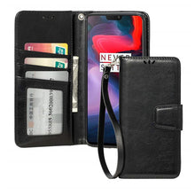 Load image into Gallery viewer, Best OnePlus 6 Wallet Case - Free Next Day Delivery