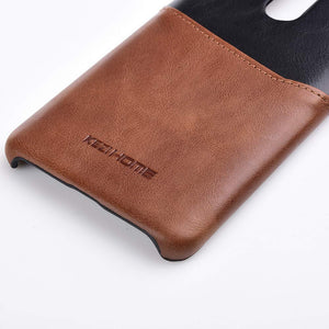 OnePlus 7 Pro Card Leather Case