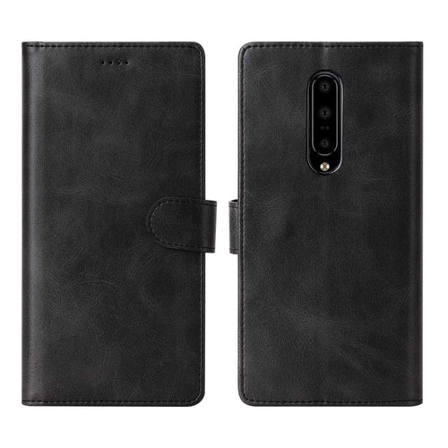 OnePlus 7 Pro Leather Wallet Case