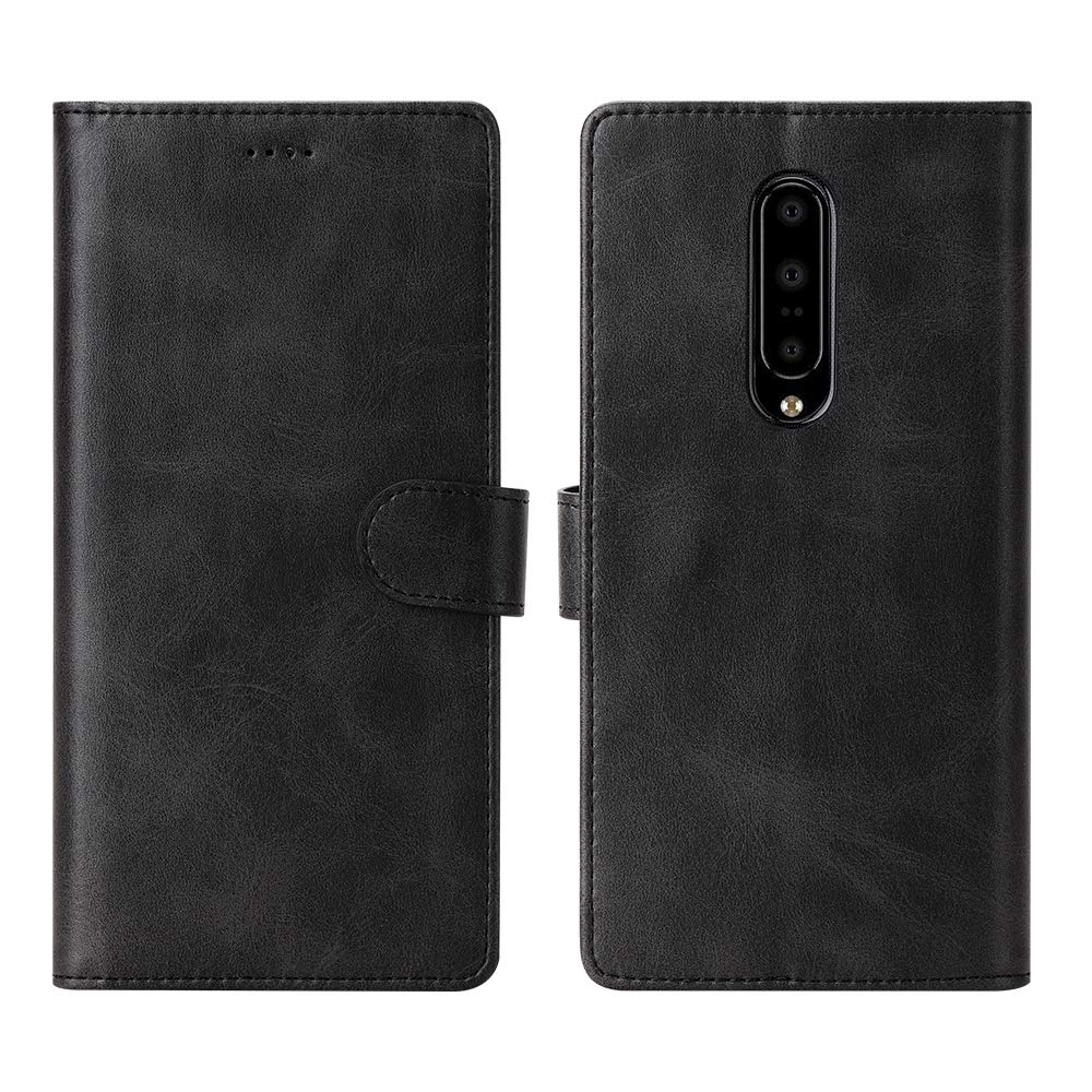 Best OnePlus 7 Pro Leather Wallet Case - Free Next Day Delivery