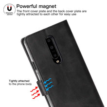 Load image into Gallery viewer, Best OnePlus 7 Pro Leather Wallet Case - Free Next Day Delivery