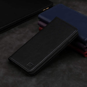 Best OnePlus 7 Pro Real Leather Case - Free Next Day Delivery