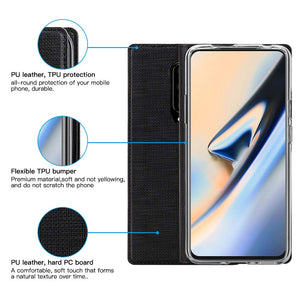 Best OnePlus 7 Pro Wallet Case - Free Next Day Delivery