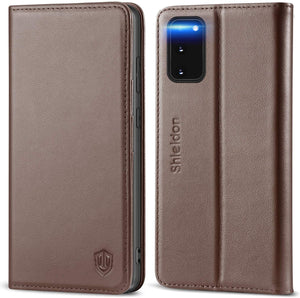 Samsung S20 Case Genuine Leather