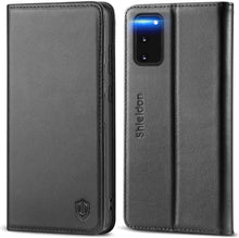 Load image into Gallery viewer, Samsung S20 Case Genuine Leather