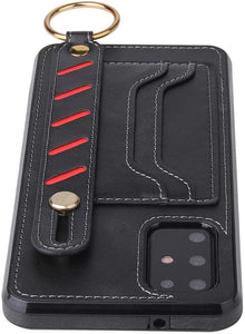 Samsung S20 Case Leather Kickstand
