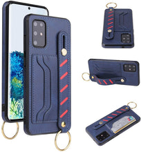 Load image into Gallery viewer, Samsung S20 Case Leather Kickstand