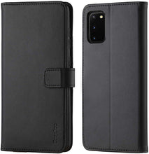 Load image into Gallery viewer, Samsung S20 Case Leather Wallet