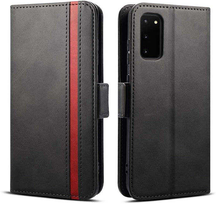 Samsung S20 Case Leather