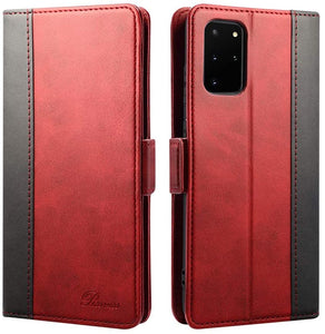 Samsung S20 Plus Case Leather