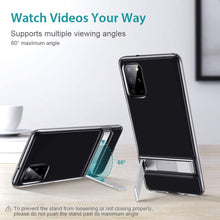 Load image into Gallery viewer, Samsung S20 Plus Case Metal Kickstand