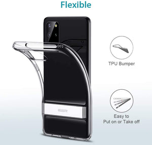 Samsung S20 Plus Case Metal Kickstand