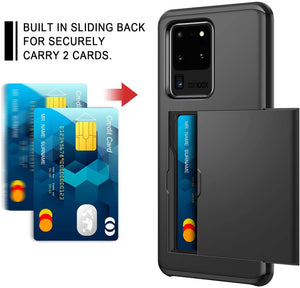 Samsung S20 Ultra Case Card Slots