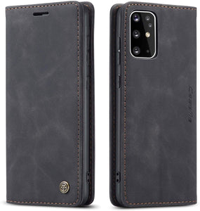 Samsung S20 Ultra Case Leather Flip