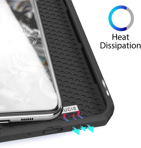 Samsung S20 Ultra Case Leather Magnetic