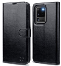 Load image into Gallery viewer, Samsung S20 Ultra Case Premium Leather