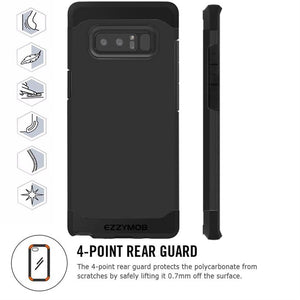 Best Samsung Note 8 Full Shockproof Case - Free Next Day Delivery