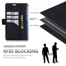 Load image into Gallery viewer, Best Samsung Note 8 Leather Flip Case - Free Next Day Delivery