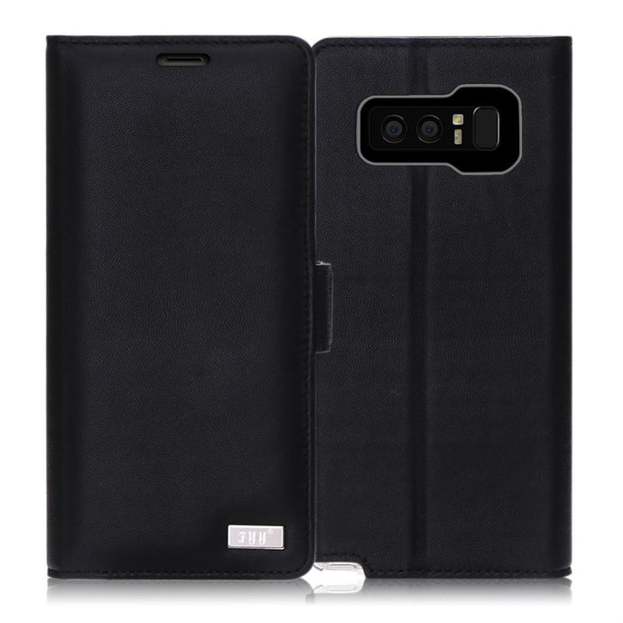 Best Samsung Note 8 Leather Flip Case - Free Next Day Delivery