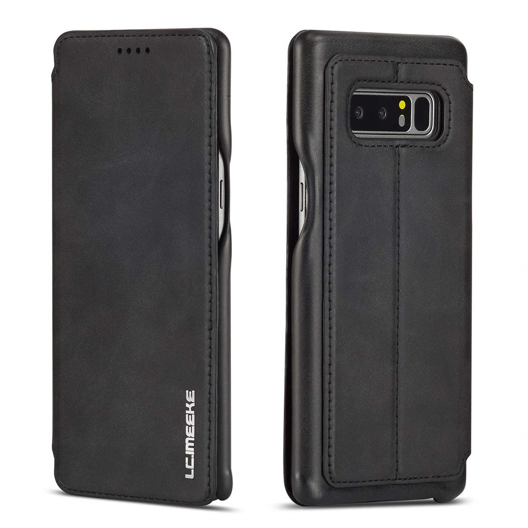 Best Samsung Note 8 Premium Leather Case - Free Next Day Delivery