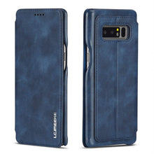 Load image into Gallery viewer, Best Samsung Note 8 Premium Leather Case - Free Next Day Delivery
