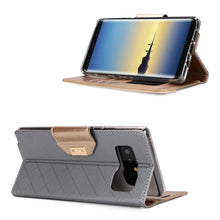 Load image into Gallery viewer, Best Samsung Note 8 Wallet Case - Free Next Day Delivery