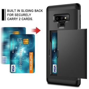 Best Samsung Note 9 Card Slot Case - Free Next Day Delivery