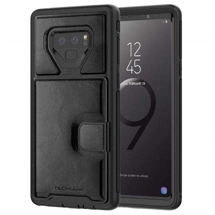 Samsung Note 9 Card Slots Case