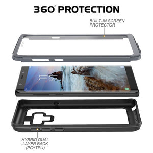 Best Samsung Note 9 Full Protection Case - Free Next Day Delivery