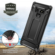 Load image into Gallery viewer, Best Samsung Note 9 Shockproof Case - Free Next Day Delivery