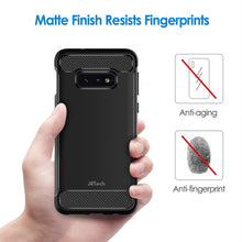Load image into Gallery viewer, Best Samsung S10E Carbon Fiber Case - Free Next Day Delivery