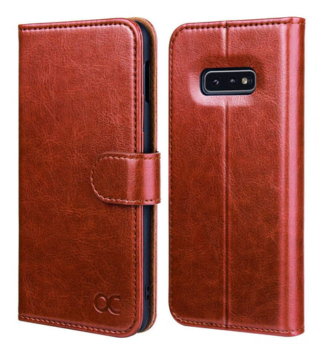 Samsung S10 E Card Wallet Case