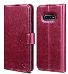 Best Samsung S10E Card Wallet Case - Free Next Day Delivery