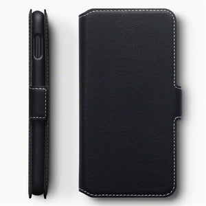 Samsung S10E Leather Wallet Case