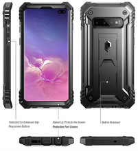 Load image into Gallery viewer, Best Samsung S10E Military Case - Free Next Day Delivery