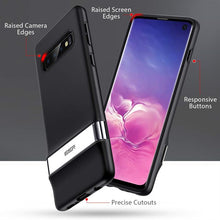 Load image into Gallery viewer, Samsung S10 E Premium Kickstand Case