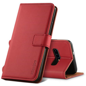 Best Samsung S10 Leather Vintage Case - Free Next Day Delivery