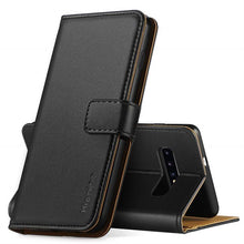 Load image into Gallery viewer, Best Samsung S10 Leather Vintage Case - Free Next Day Delivery