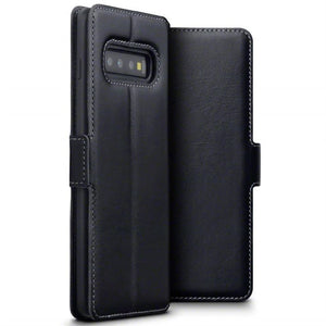 Best Samsung S10 Plus Luxury Leather Case - Free Next Day Delivery