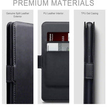 Load image into Gallery viewer, Best Samsung S10 Plus Luxury Leather Case - Free Next Day Delivery