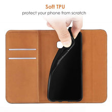 Load image into Gallery viewer, Best Samsung S10 Plus Magnetic Wallet Case - Free Next Day Delivery