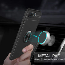 Load image into Gallery viewer, Best Samsung S10 Plus Metal Ring Case - Free Next Day Delivery