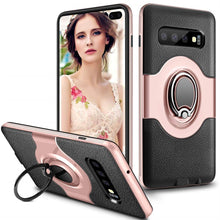 Load image into Gallery viewer, Best Samsung S10 Plus Ring Grip Case - Free Next Day Delivery
