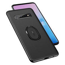 Load image into Gallery viewer, Best Samsung S10 Plus Ring Holder Case - Free Next Day Delivery