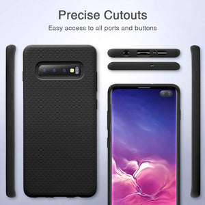 Best Samsung S10 Plus Touch Soft Case - Free Next Day Delivery