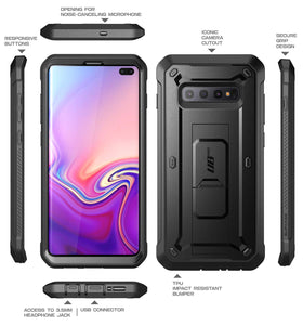 Best Samsung S10 Plus Ultra Heavy Duty Case - Free Next Day Delivery