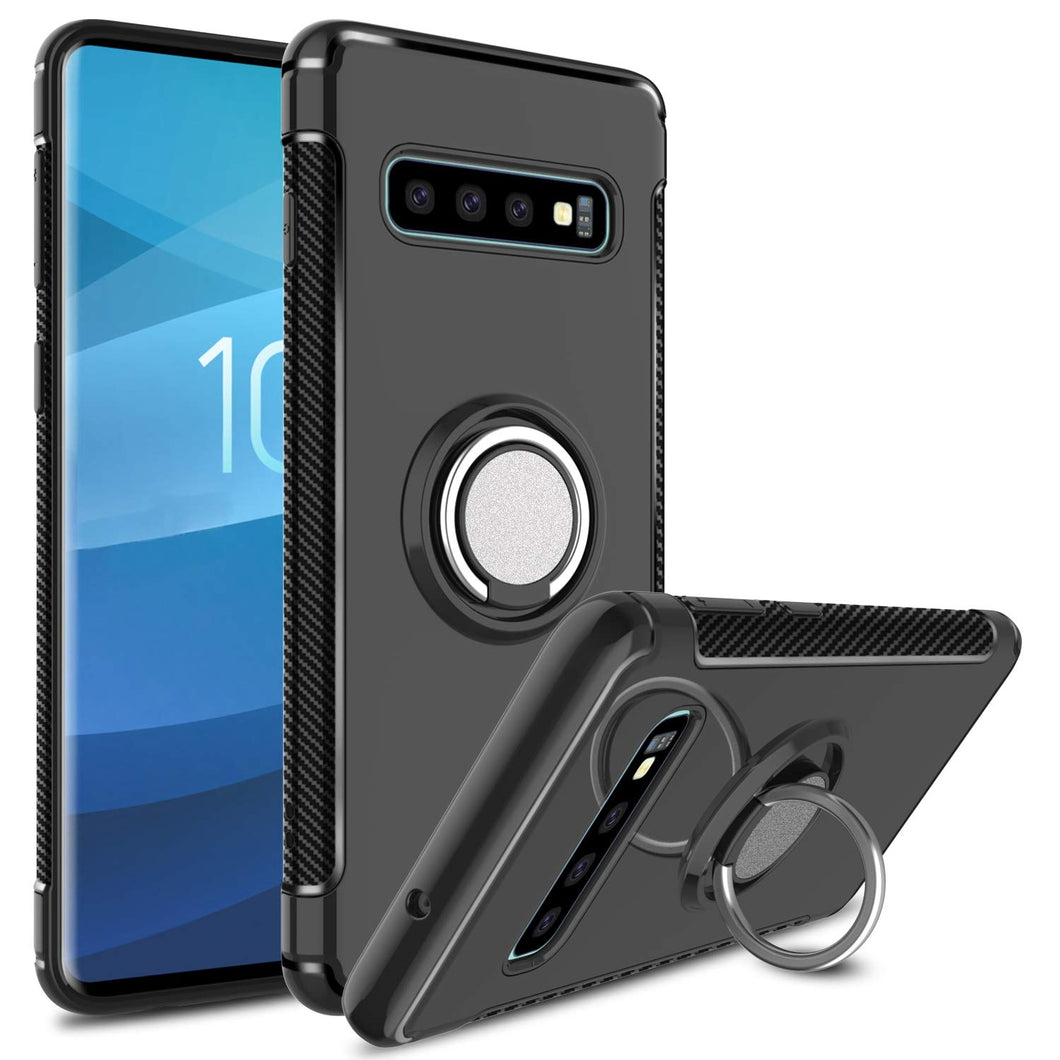 Best Samsung S10 Ring Holder Case - Free Next Day Delivery