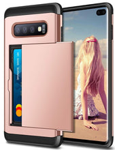 Load image into Gallery viewer, Best Samsung S10 Slim Wallet Case - Free Next Day Delivery