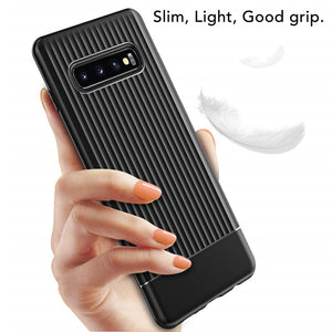Best Samsung S10 Thin Carbon Fiber Case - Free Next Day Delivery