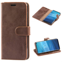 Load image into Gallery viewer, Best Samsung S10 Ultra Thin Leather Case - Free Next Day Delivery